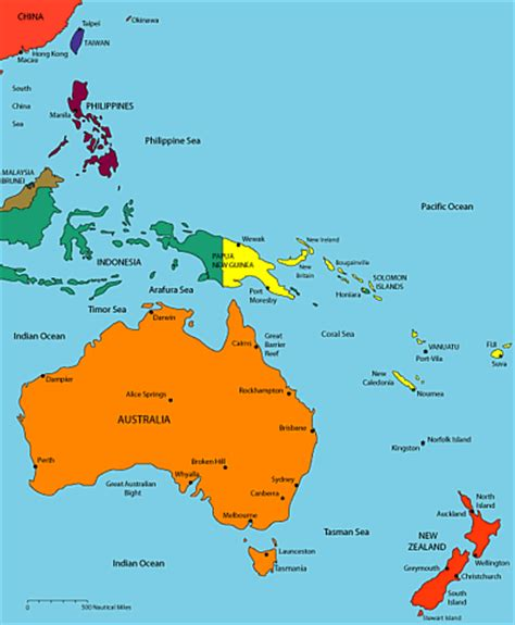 where is oceania on the world map worldpress org world maps and country profiles
