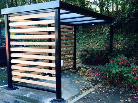 pin  bike shelter