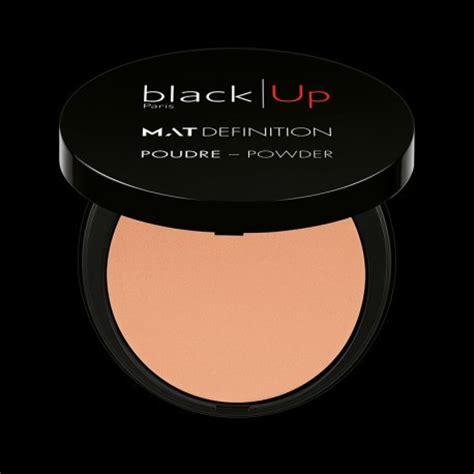 matte define black up cosmetics mat definition universal powder