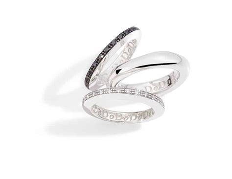 pomellato dodo anelli dodo una cascata di anelli preziosa magazine