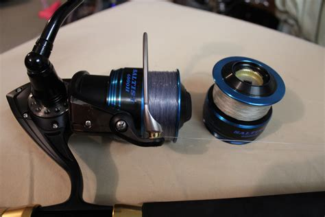 Pancing Reel Pancing Daiwa Saltist 6000 H f s daiwa saltist 6000 penn 113h penn 114h lots of skirts and a lot of jigs bags the hull