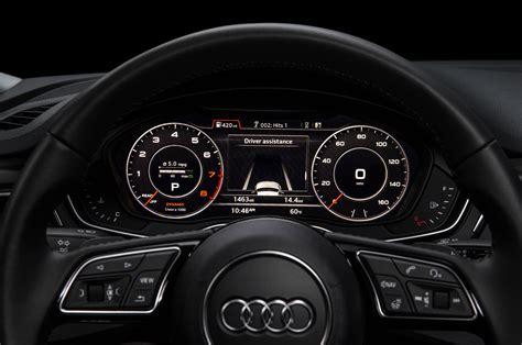 Audi A4 Cluster 2017 Audi A4 2 0t Tfsi Quattro Review