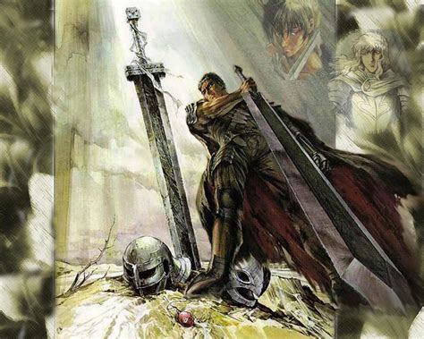 the berserk anime por mega berserk