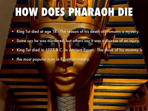 how did die tutankhamen by asmall
