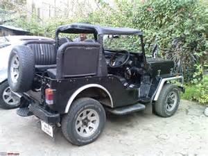 Modified Jeep Price Mahindra Classic Modified Image 98