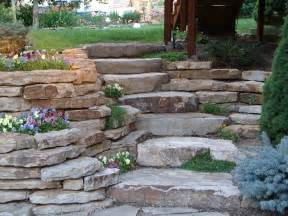 Retaining Wall Stairs Design Retaining Walls Personal Touch Landscaping Colorado Springs Personal Touch Landscape