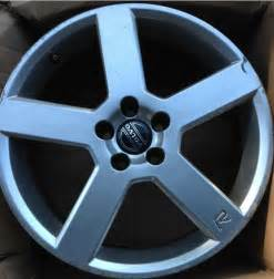 Volvo S60r Wheels For Sale Volvo S60r V70r Wheel 18 Inch Pegasus Oem Volvoproject