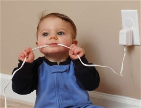 unsafe things at home babyproof basics 5 important checks