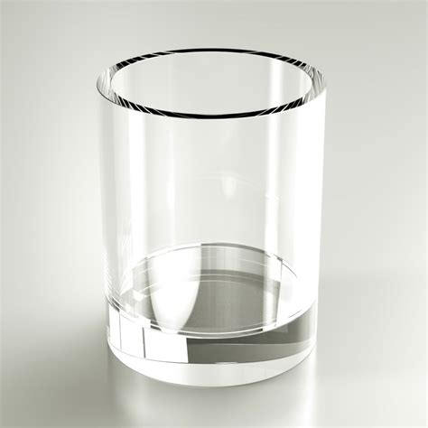 Bicchieri In Plexiglass Bicchiere Tondo Accessori Bagno In Plexiglass Arte