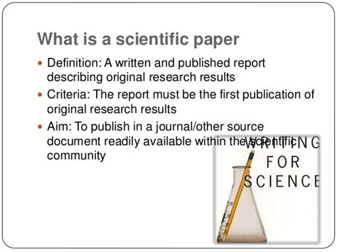 how to write publish a scientific paper how to write and publish a scientific paper