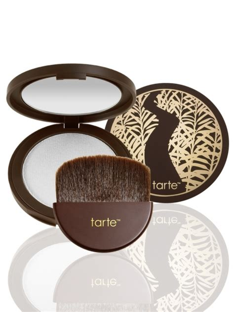 Sold New Tarte Unstoppable Clay Amazonian Blush Powder smooth operator amazonian clay pressed finishing powder