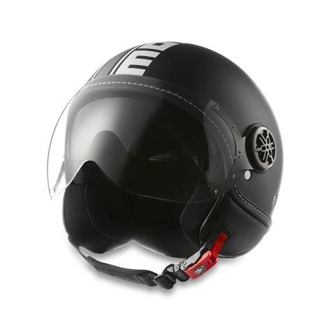 momo design helm yamaha md jet helmet light speedblock black grey road gear