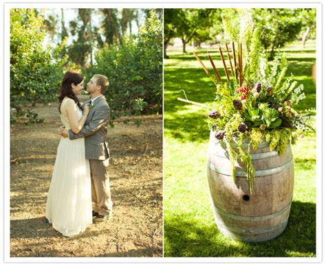 intimate weddings in southern california southern california ranch wedding amanda stephen real weddings 100 layer cake