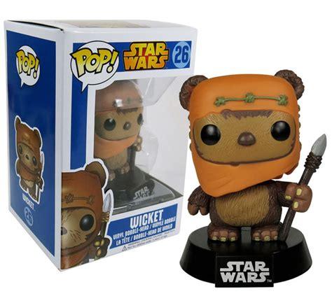 wars 7 bobbleheads wars funko pop figurine wicket funko pop