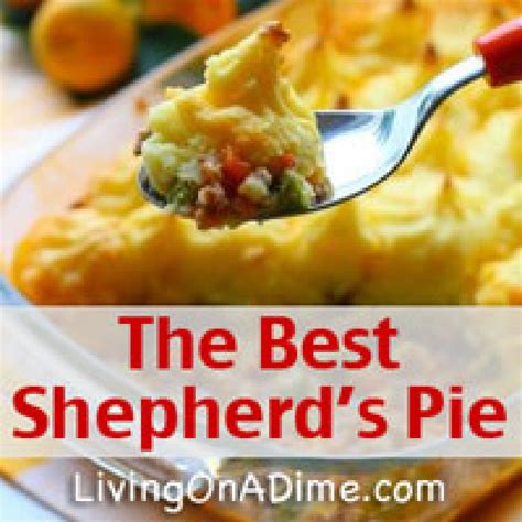 the best shepherds pie the best shepherd s pie recipe just a pinch recipes