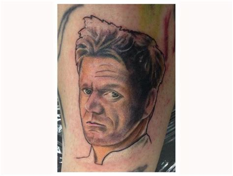 guy fieri tattoo 1000 images about chef fan tattoos on
