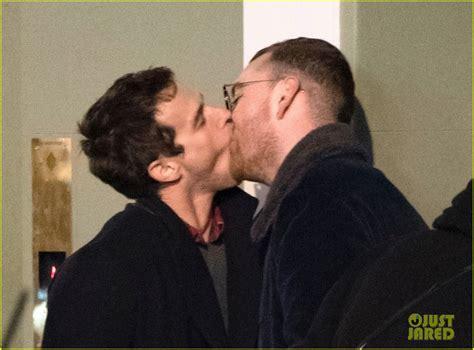 sam smith engaged sam smith compares boyfriend brandon flynn to ursula in