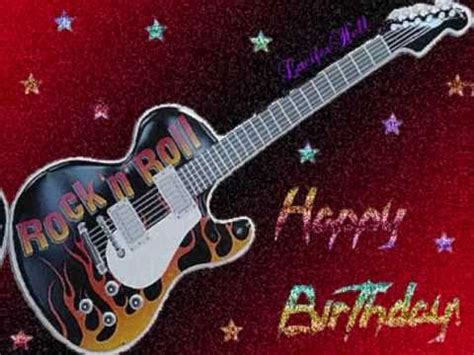 best happy new year song rock happy birthday wishes with guitar
