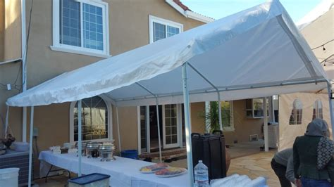 Awnings San Jose by Roby S Tarps And Canopies Equipment Rentals 663