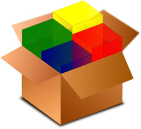 Paket Glow free vector graphic package cardboard box box parcel free image on pixabay 153360