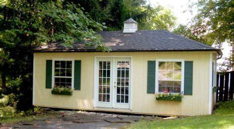 barnyard custom sheds storage buildings smokehouse