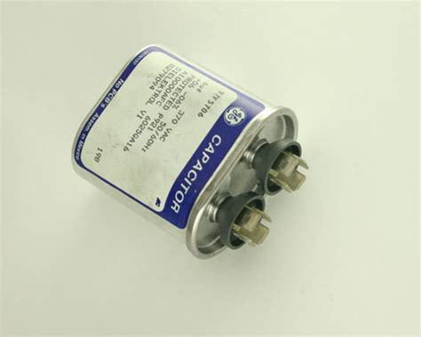 applications of capacitor motor 97f5706 ge capacitor 6uf 370v application motor run 2020006057