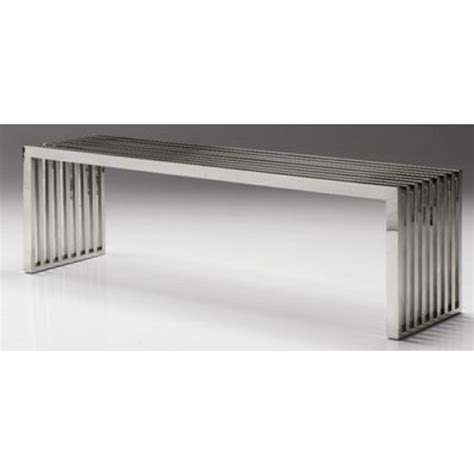 stainless benches bench axel stainless steel