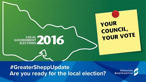 Whats Happening With Vote In The Poll by Your Council Your Vote Greater Shepparton City Council