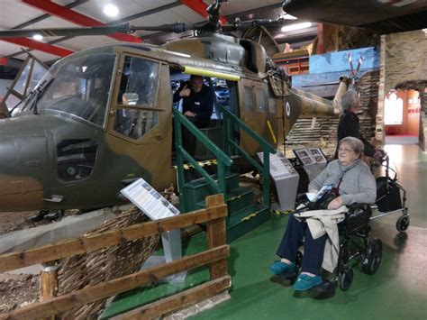 Trip Army minibus trip to army air corps museum