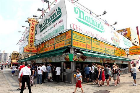 nathan s dogs diners choke on nathan s price hike dogs now cost 3 15 ny daily news