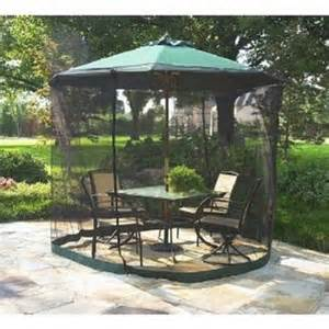 Patio Netting 5 Best Umbrella Table Screen Keep Pests From Bothering