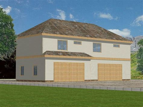 4 car garage with apartment plan 012g 0022 garage plans and garage blue prints from