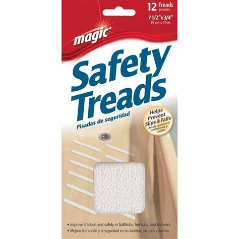 bathtub safety treads magic bathtub tub shower safety treads set of 12 ebay