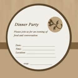 dinner invitation theruntime