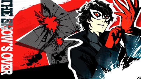 persona 5 calling card template persona 5 tous les wallpapers hd des all out attacks