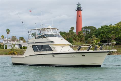 hatteras sport fishing boats for sale 1988 used hatteras sports fishing boat for sale 199 900