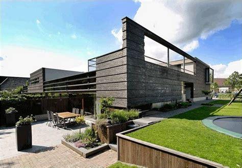 villa park landscape landscape villas netherlands property e architect