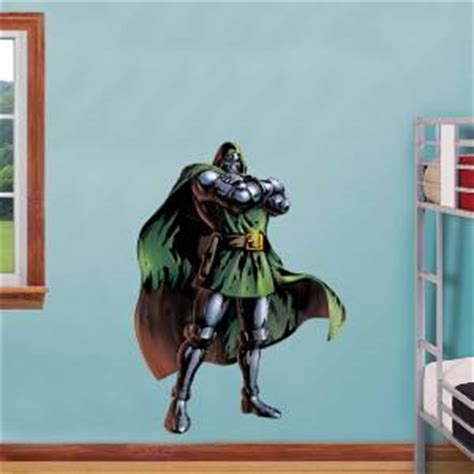 doctor doom decal removable wall sticker home decor art doctor doom decal removable wall sticker home decor art
