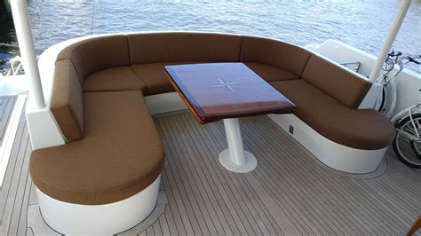 boat reupholstering marine upholstery hutchinson upholstery