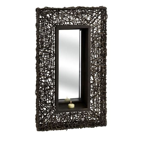 decorative bathroom wall mirrors mirrors pinterest