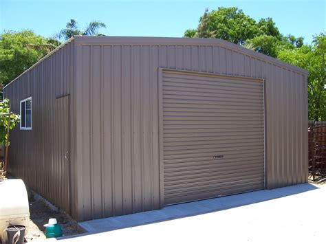 Perth Shed by Sheds Perth Garage Doors Perth Nwsm