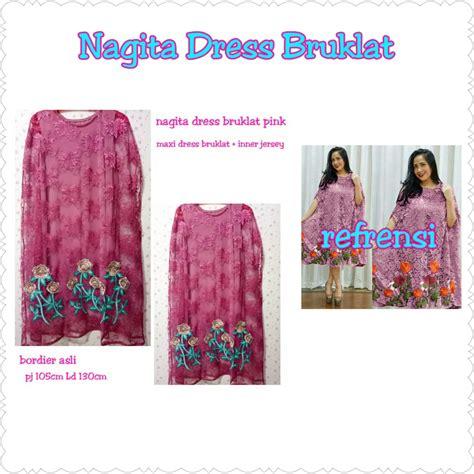 Gamis Jersey Nagita Batik Gks1061 ayuatariolshop distributor supplier tangan pertama