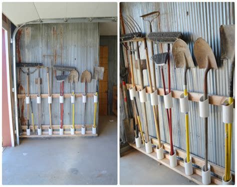 pvc pipe tool rack 48 diy projects out of pvc pipe you should make diy crafts