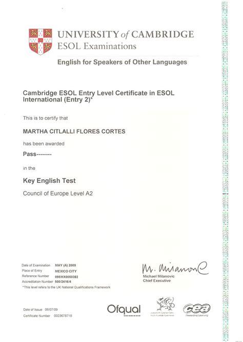 test inglese livello a2 key test ket modello curriculum