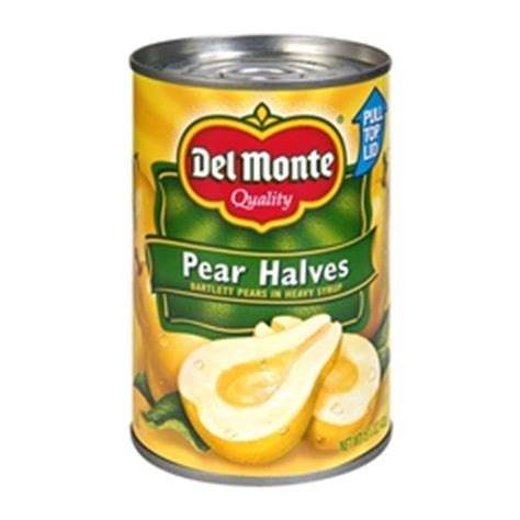 Wilmond Halves In Syrup Canned pear halves in syrup canned 8 5 oz
