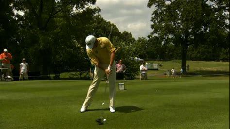 chicken wing golf swing adam scott fettes management