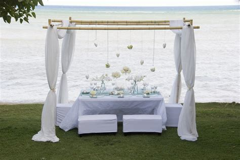 Garden Landscaping Beautiful White Orchid Canopy Romantic