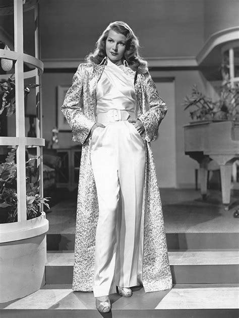 history of fashion 1930s 1940s catwalk yourself rita hayworth gilda dress www pixshark com images