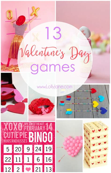 valentines day low cost ideas title and wm decorations 13 valentine s day games lolly jane