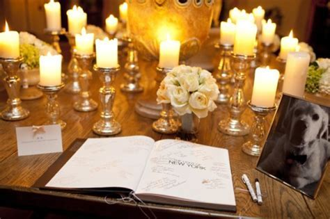 guest book table ideas Archives   The Blue Sky Papers Blog